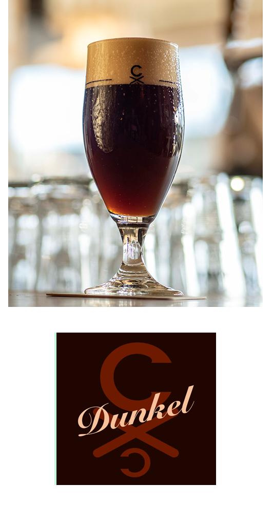 Brouwerij CC Dunkel Arnhem Speciaalbier CASPAR