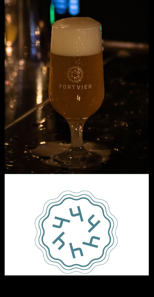 FortVier Fort Vier Schuytgraaf Arnhem Speciaalbier Huisbier Bier Hoppy Blond Brouwerij CC CASPAR